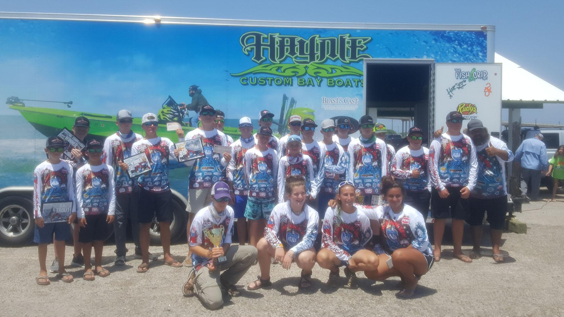 Hook Spit<br/>Junior Anglers Association